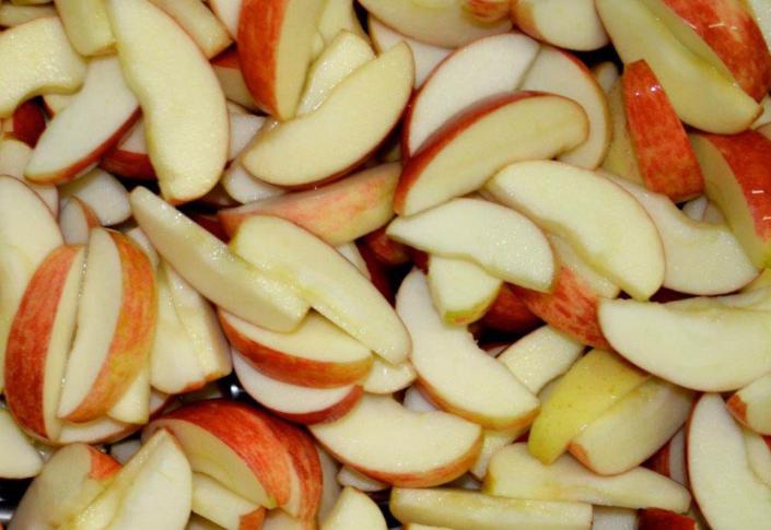 Quartiers pommes Gala